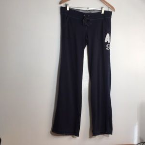 Abercrombie & Fitch Bell bottom Size S Sweat Pants